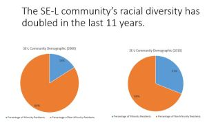 community racial diversity