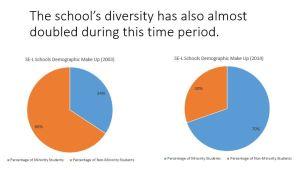 school racial diversity